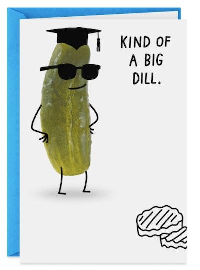 Big Dill Card
