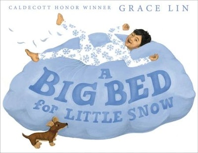 A Big Bed for Little Snow, by Grace Lin