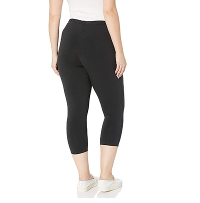 Just My Size Plus-Size Stretch Jersey Legging
