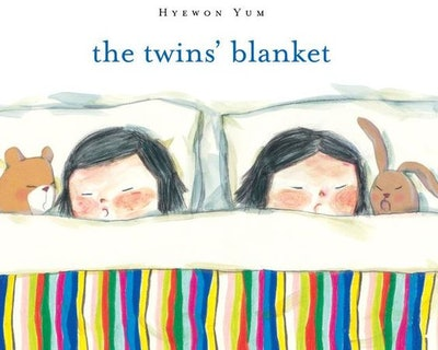 The Twins' Blanket, by Hyewon Yum