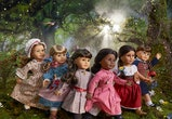 American Girl is re-releasing the six original dolls.