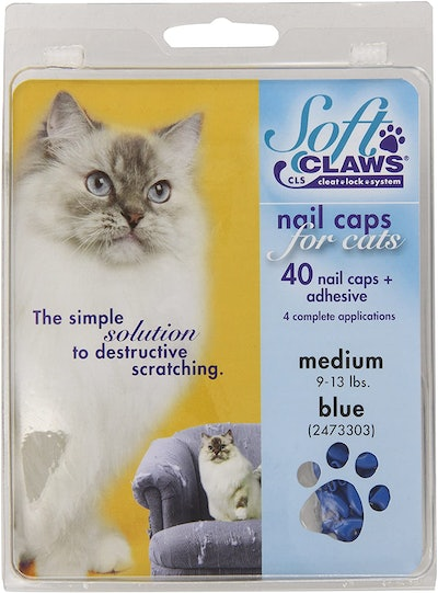 Soft Claws for Cats Nail Cap (40-Pack)