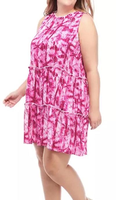 Sleeveless Flowy Dress