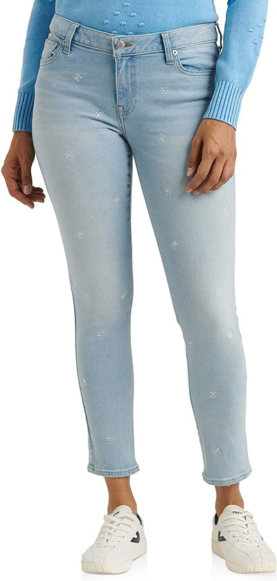Lucky Brand Low-Rise Skinny Jean