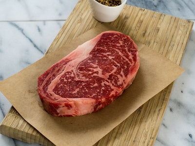 Australian Wagyu Kobe Beef Style Rib Eye Steaks