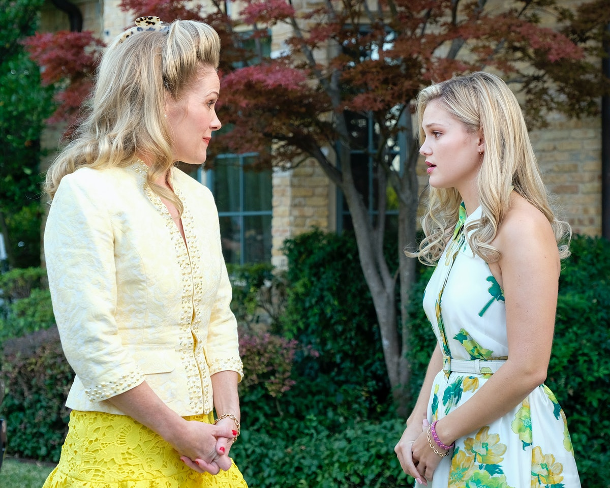 ANDREA ANDERS and OLIVIA HOLT in Freeform's 'Cruel Summer'