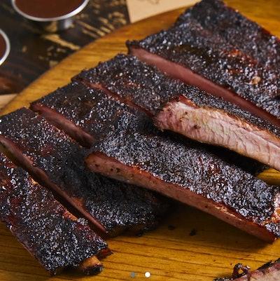 Bludso's BBQ Pork Ribs