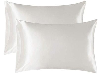 Bedsure Satin Pillowcase (2-Piece)
