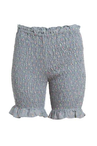 Smocked Shorts