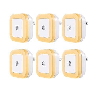 Vont LED Night Light Plug-in (6-Pack)