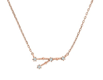 PAVOI Gold Plated Astrology Necklace