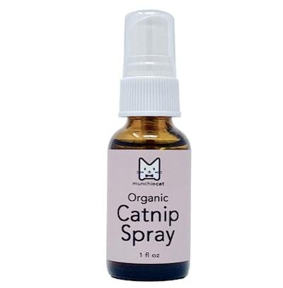munchiecat Organic Catnip Spray