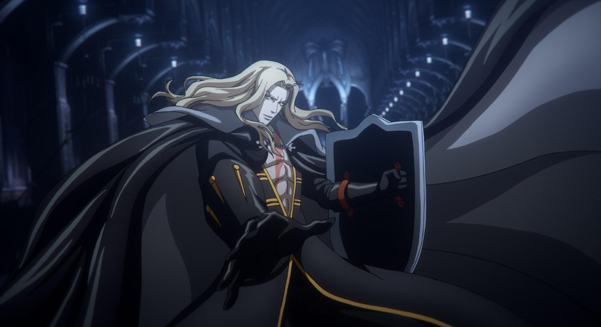 castlevania season 4 netflix