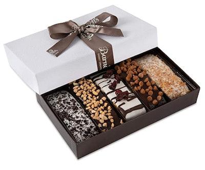 Barnett's Gourmet Chocolate Biscotti Box