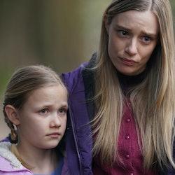 Scarlet and Phoebe on Big Sky via the ABC press site