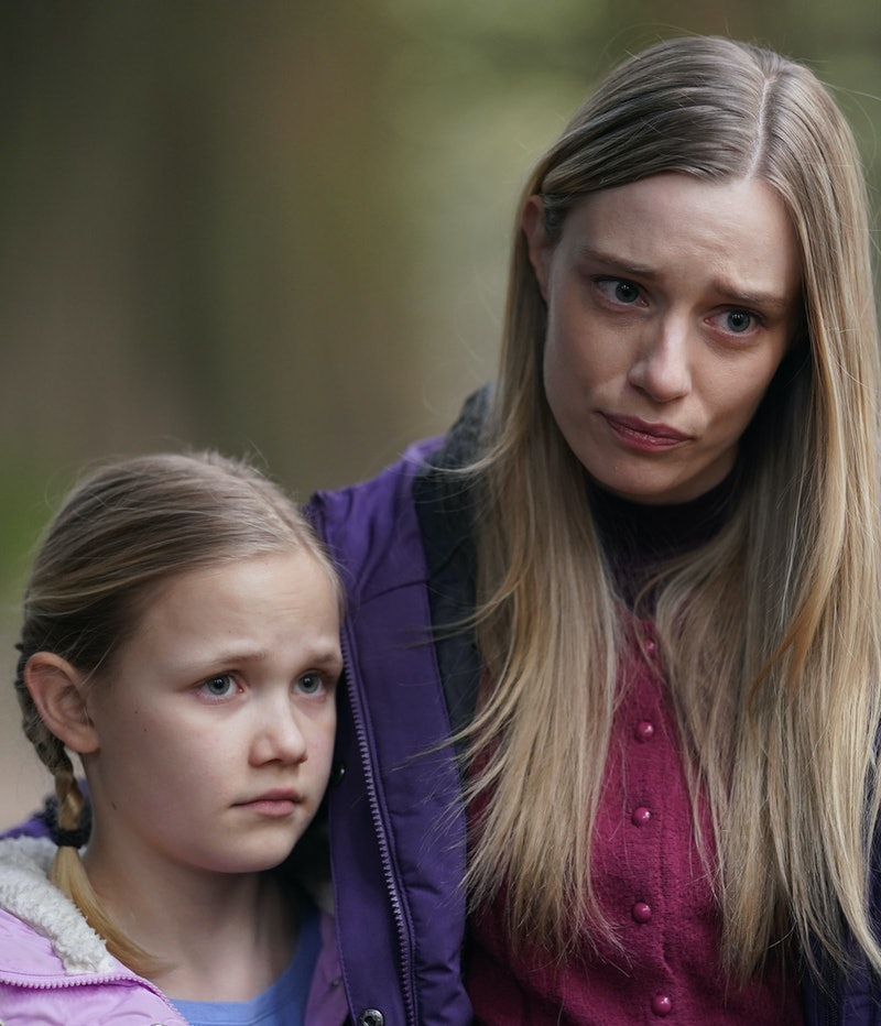Scarlet and Phoebe on Big Sky via the ABC press site