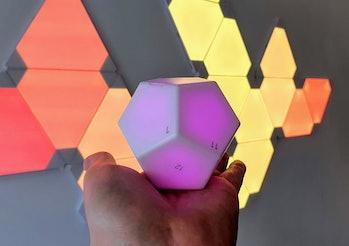Nanoleaf Remote and Light Panels