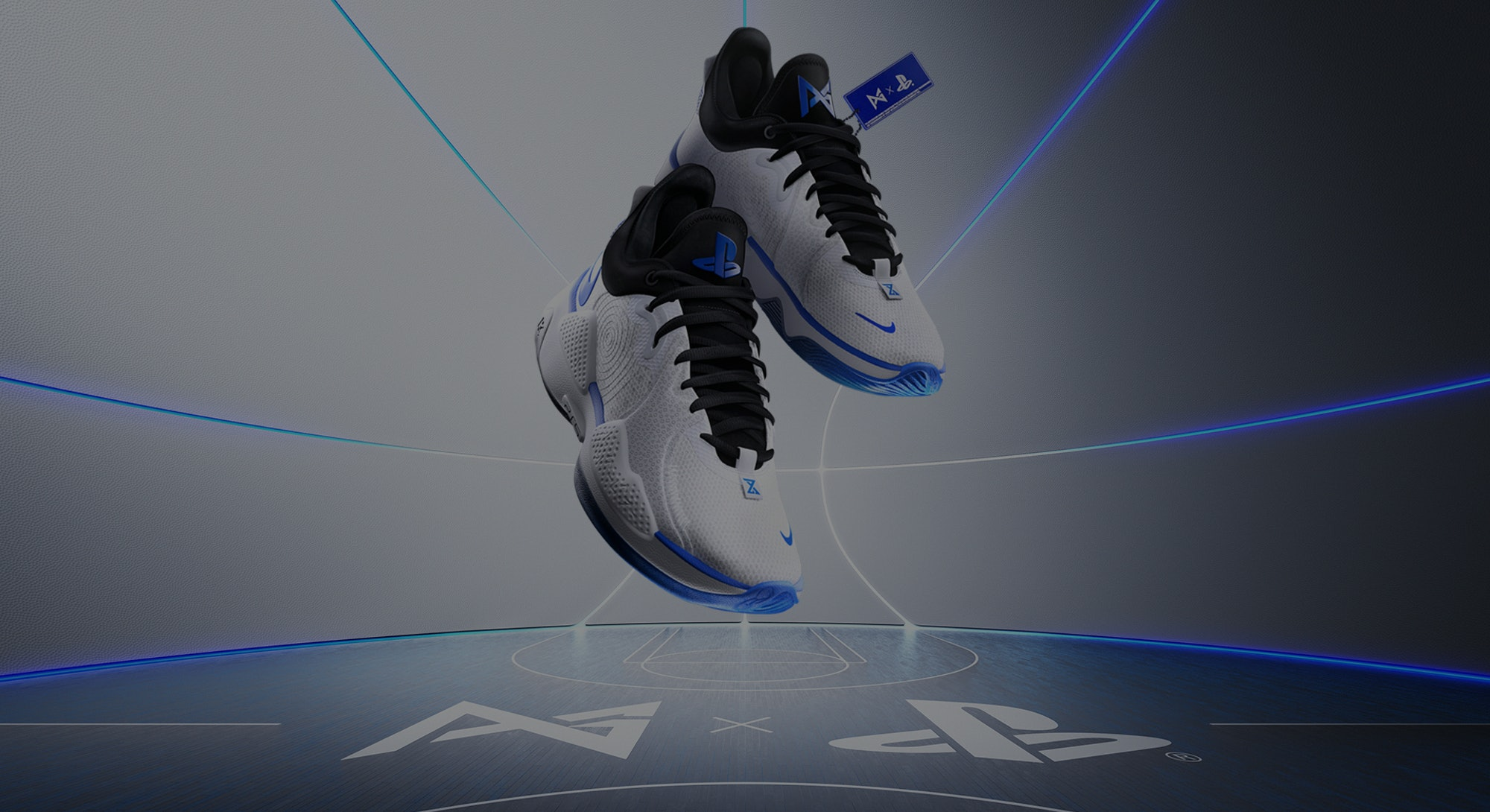Nike PG5 PlayStation 5 PG5 shoes sneakers Sony PS5