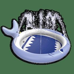 Alltester  Shark Sprinkler Play Mat
