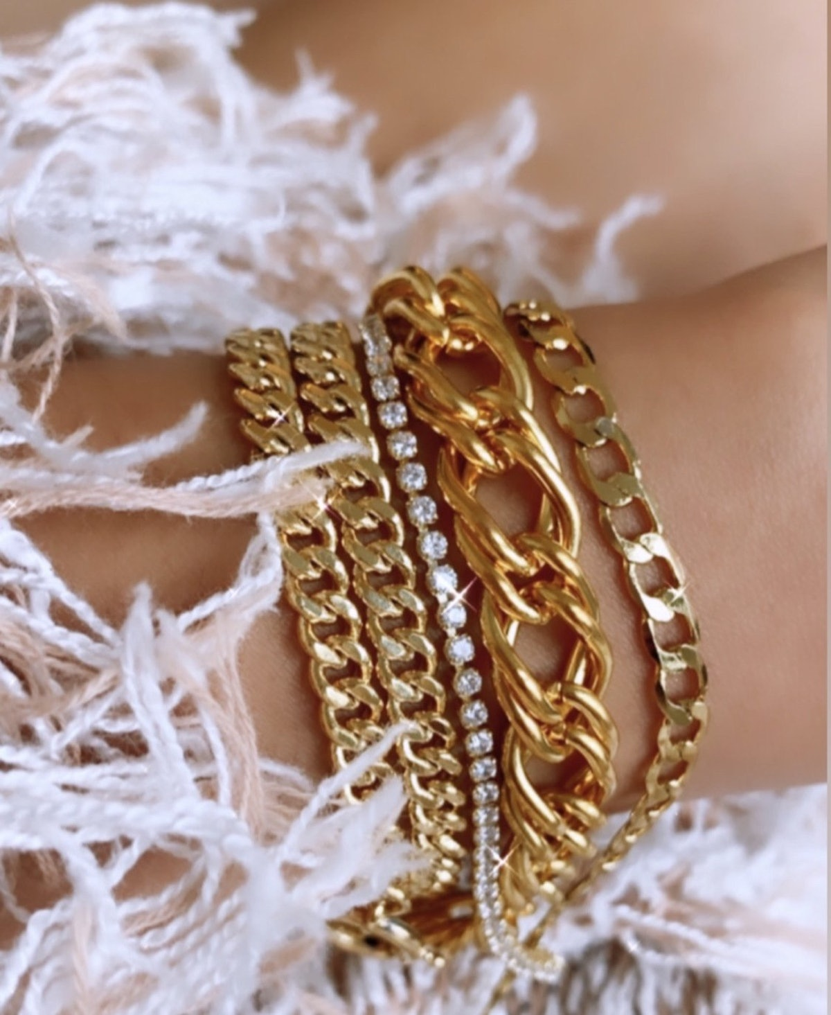 Goldfilled Bracelets