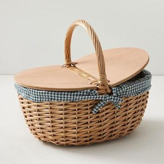 Heather Taylor Home Picnic Basket