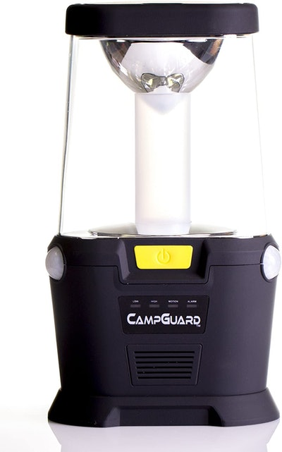 CampGuard LED Lantern With Motion