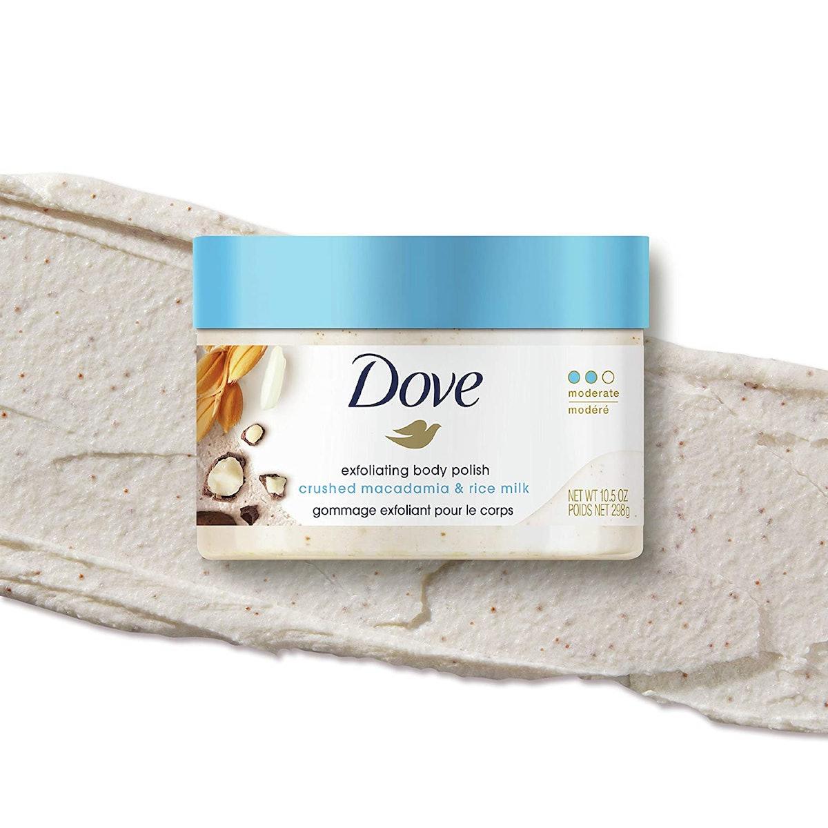 Dove Exfoliating Body Polish Scrub