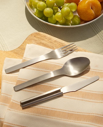 3-Piece Stainless Steel Camping Flatware Set