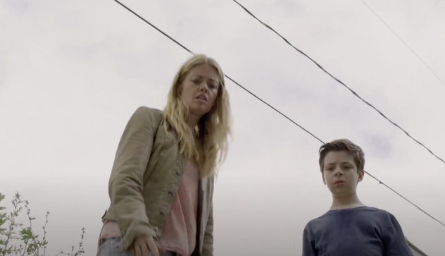 Mommy's Little Boy is airing on Lifetime Movie Network on Sunday.