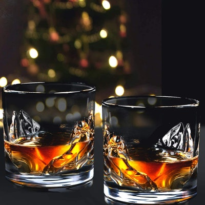 LIITON Grand Canyon Whiskey Glasses (Set Of Four)