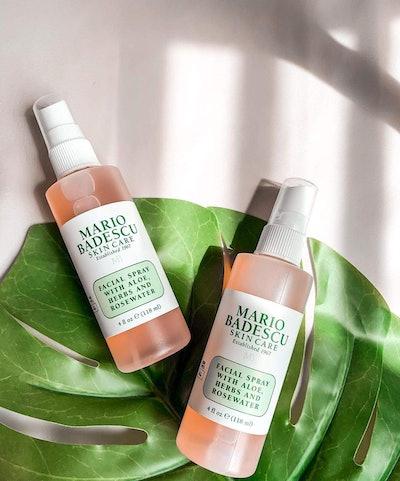 Mario Badescu Facial Spray with Aloe, Herbs & Rosewater (4 Oz.)