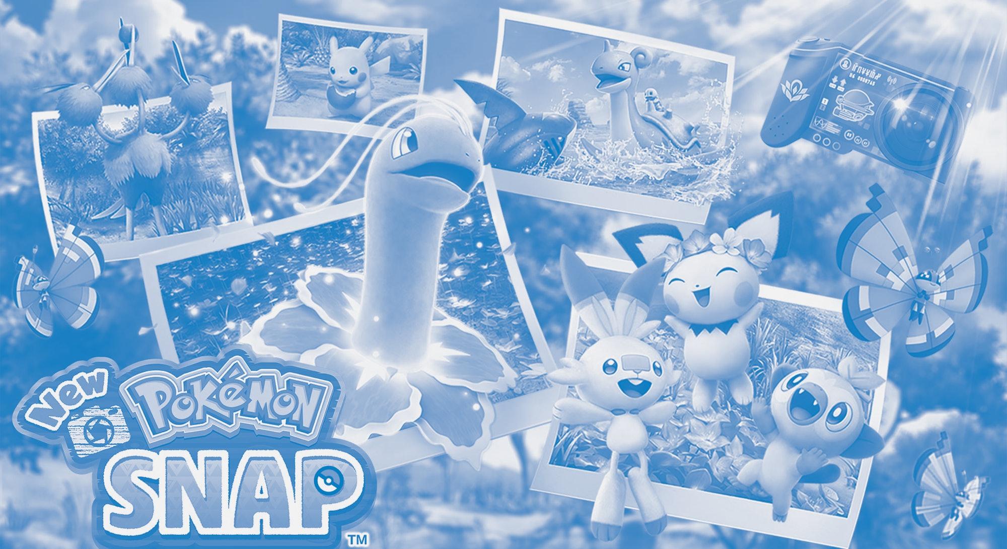 Pokemon snap cover.  Video games. Games. Nintendo. Pokemon Snap. Gaming.