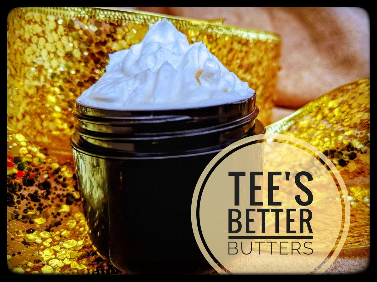 Black-Owned Organic Whipped Body Butter
