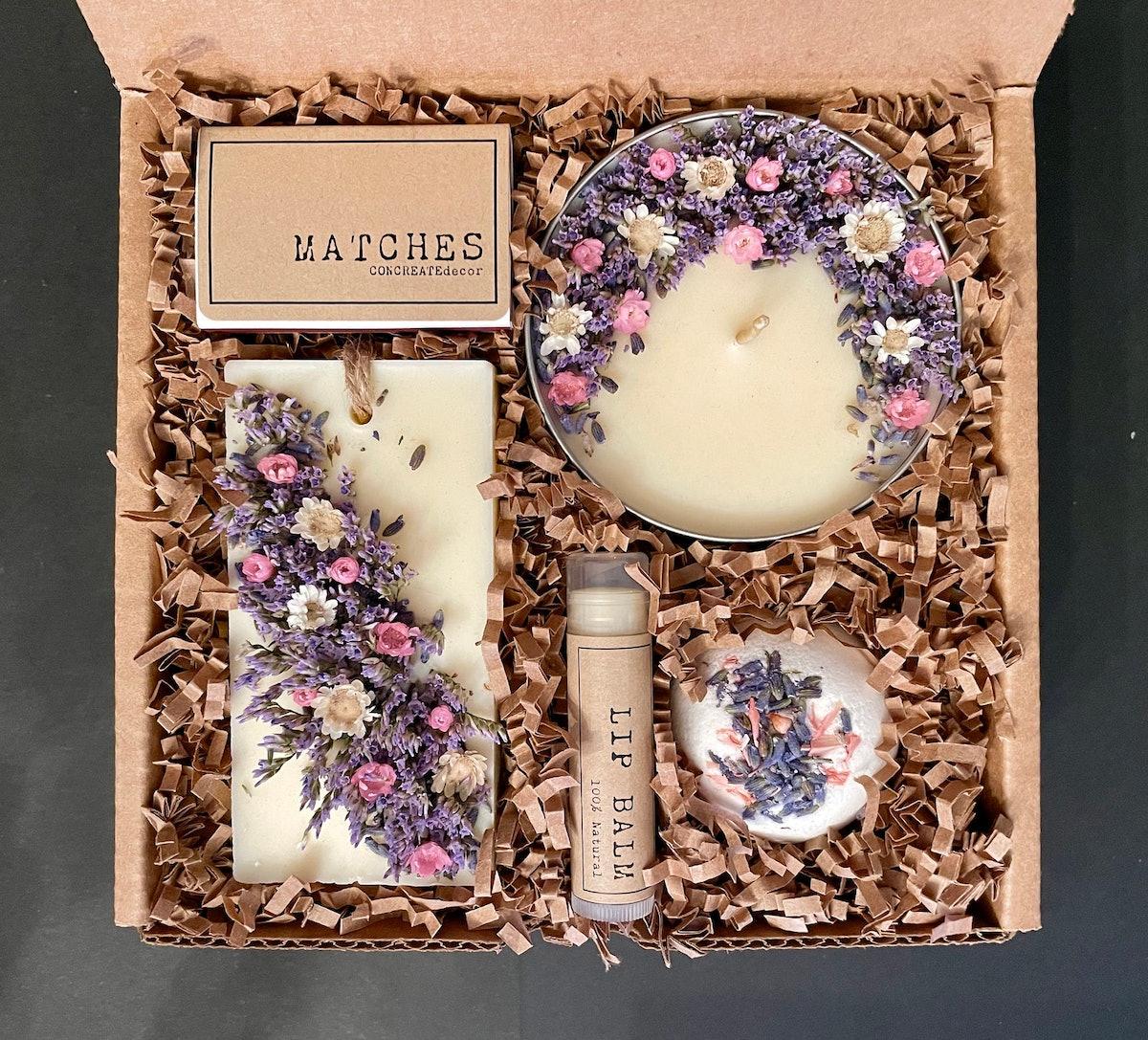 Aromatherapy Relaxing Box