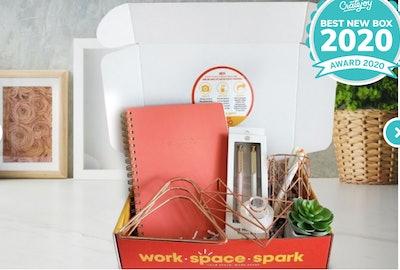 Work Space Spark Subscription Box