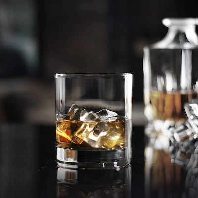 LUXU Old Fashioned Glasses (Set Of Six)