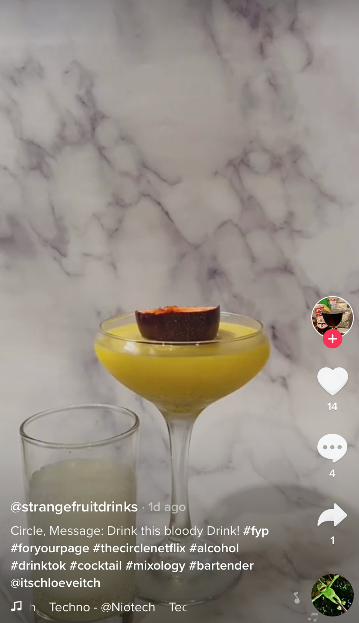 Netflix-Inspired Cocktail Recipes