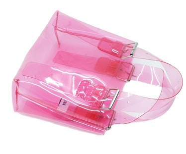 Mini Pasar Tote in Pink