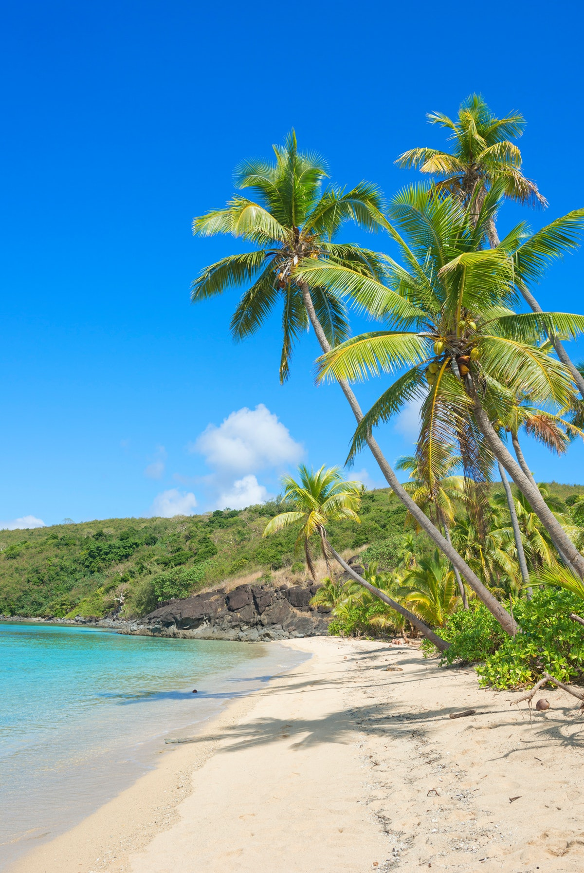 Fiji for Aries Vacation Spot