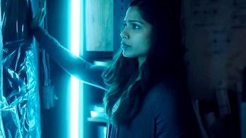 Only Movie netflix sci-fi pandemic thriller