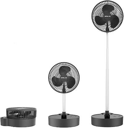 OPOLAR Portable Foldable Floor Fan