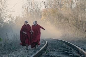 Handmaids tale episode 4 mayday chicago group explained