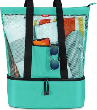 Odyseaco Mesh Beach Bag