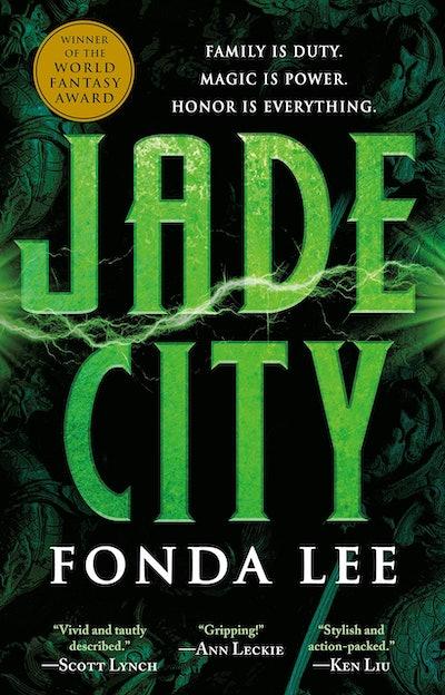 'Jade City' by Fonda Lee