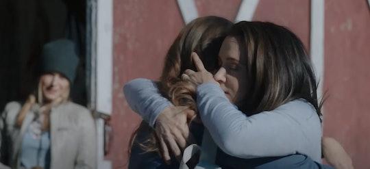 Alyssa Milano stars in the Lifetime original movie, 'Tempting Fate.'