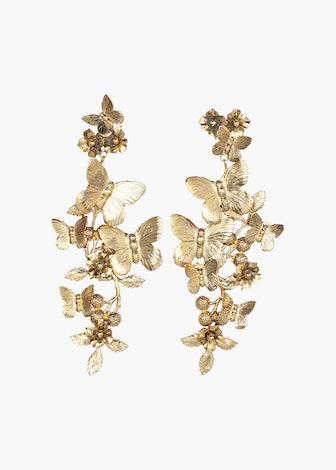 Mariposa Chandelier Earring