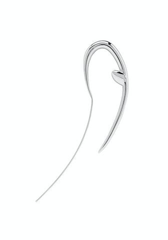 Reverse Hook Earring, XL