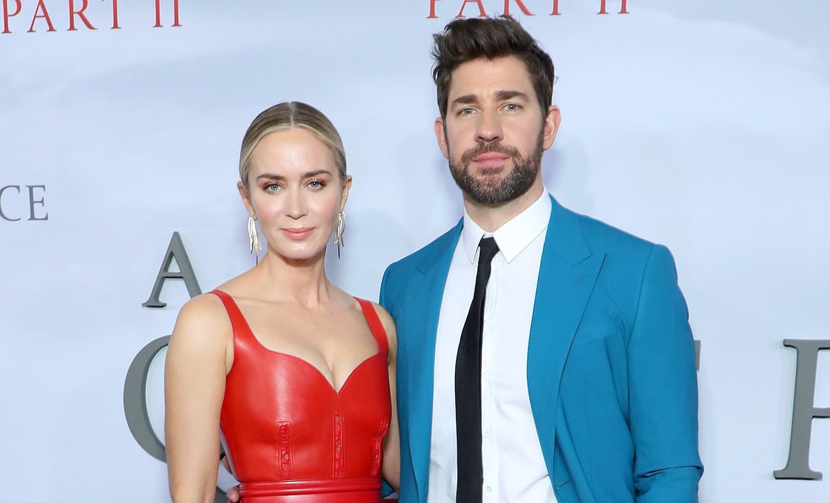 John Krasinski and Emily Blunt are the fan favorites to play Reed Richards and Sue Storm in a 'Fantastic Four' movie.