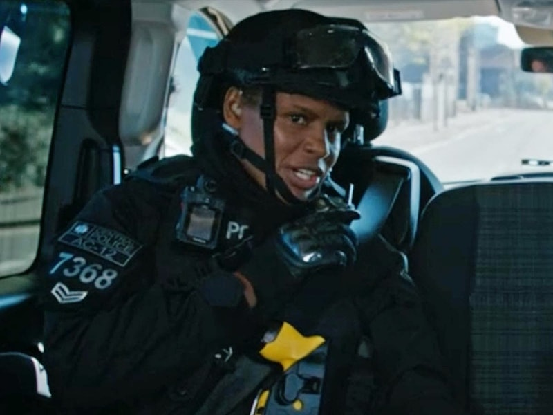 Sherise Blackman in 'Line Of Duty'