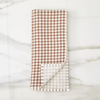 Heather Taylor Home Gingham Towel